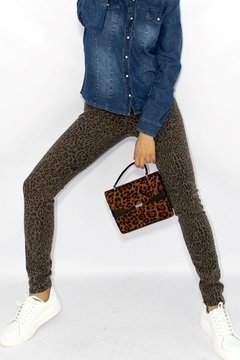 PANTALON LEOPARDO (26215)