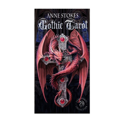 ANNE STOKES GHOTIC TAROT
