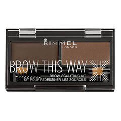 Rimmel Brow this way Kit para cejas