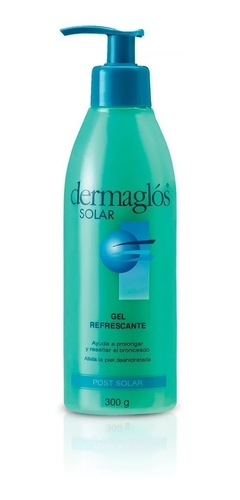 Dermaglos Post solar gel refrescante