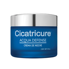 CICATRICURE CREMA FACIAL ACQUA DEFENSE DE NOCHE 50 ml