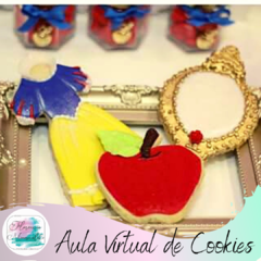 Aula Virtual de Cookies Decoradas