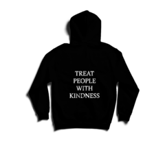 Buzo de algodón - Harry Styles - Treat people with kindness - comprar online