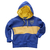 Boca Juniors Boy's Jumpsuit, Flag Model, with Hood