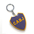 Boca Juniors shield plastic keychain - buy online
