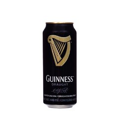 Cerveja Guinness Draught In Can Lata 440ml Cx24