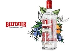 Gin Beefeater London Dry 750ml - KING Bebidas