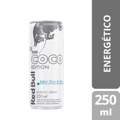 Red Bull Cocos Lata 250ml Cx24 - comprar online