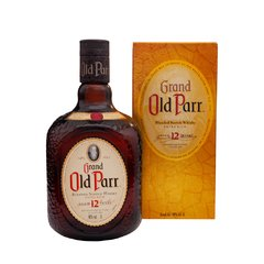 Whisky Old Parr 12yo 1000ml - comprar online