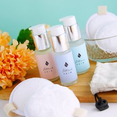 Mini Gift Box - Kit facial + Pads desmaquillantes