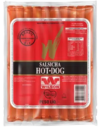 SALSICHA HOT DOG WILSON