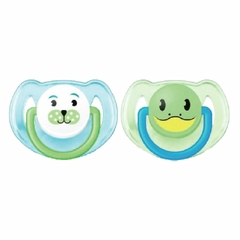 Chupete Classic Animal Avent x 2
