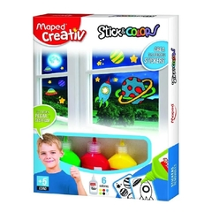 Maped Creativ Stick & Colors Crea Tus Stickers