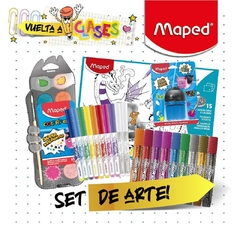 Set de Arte. Maped