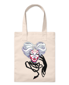 Ecobag devil pearl