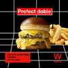 The Prefect Burger doble - buy online