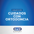 KIT ORAL -B EXPERT ORTHODONTIC ( CEPILLO MAS HILO SUPER FLOSS) - comprar online