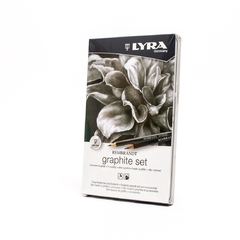 LAPICES LYRA LATA GRAPHITE SET