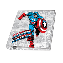 CARPETA MOOVING ESCOLAR MARVEL - Lovaas
