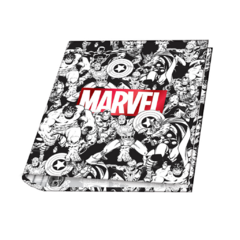 CARPETA MOOVING ESCOLAR MARVEL en internet