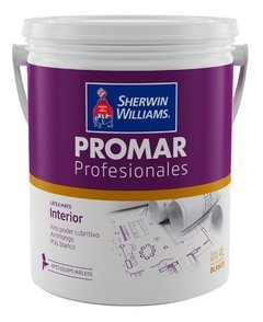Látex Profesional Interior Sherwin Williams Blanco X 10 Lts