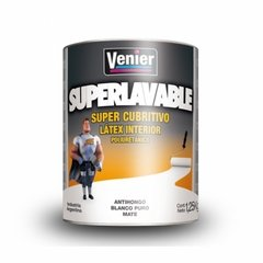 Superlavable Interior Venier Blanco X 1,25 Kg