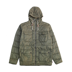 Reef Alliance II Jacket Olive