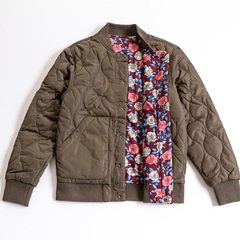 Top Gun Reversible Jacket - Reef | HOTSALE