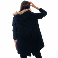 Nicole Long Jacket Black en internet