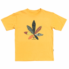 Dazed Jr Tee Mostaza