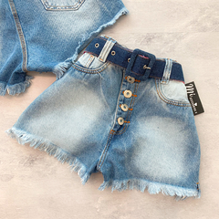 Short Botton Denim - comprar online