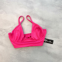 Cropped Posi Rosa
