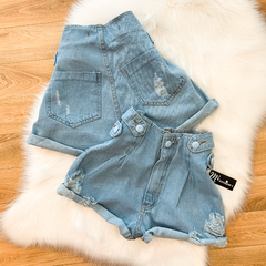 Short Noa Denim