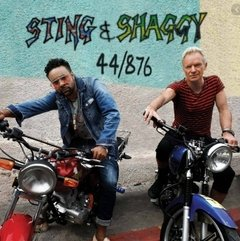 Cd 44/876 - Sting & Shaggy