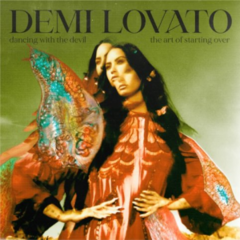 Cd Dancing with the Devil... the Art of Starting Over -  Demi Lovato