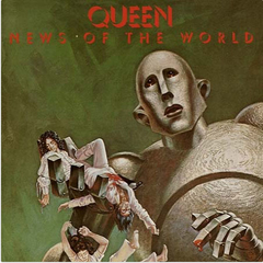 cd NEWS OF THE WORLD de Queen