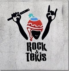 Cd Rock & Tekis - Los Tekis