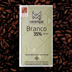 Branco - 35% - Chocolate Bean to Bar