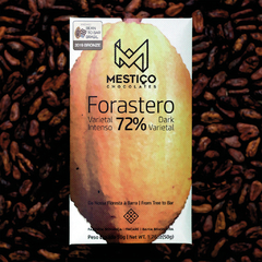 Forastero - 72% - Chocolate Bean to Bar