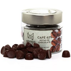 Gotas de Café - 62% - Chocolate Bean to Bar - comprar online