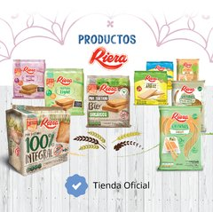 Grisines Light Riera 20 Packs x160g ($70.87 x Unidad) - comprar online