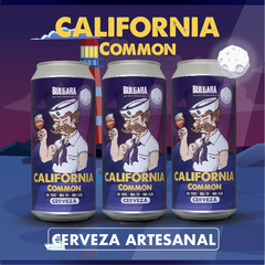 Lata 473ml California en internet