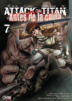 Attack on Titan: Antes de la Caída Vol.7