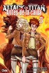 Attack on Titan: Antes de la Caída Vol.5