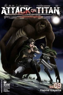 Attack On Titan Vol.9