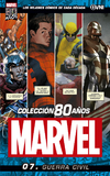 80 años MARVEL vol. 7: Guerra Civil