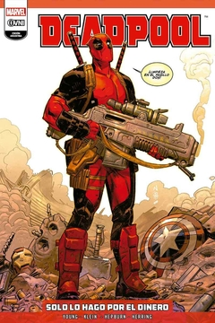 Fresh Start - Deadpool Vol.1: Solo lo hago por el dinero