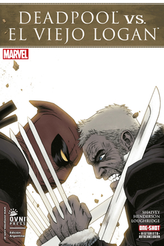 Deadpool VS El viejo Logan