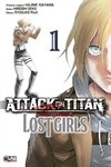 Attack On Titan: Lost Girl Vol.1