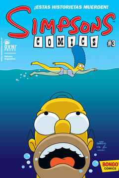 Simpsons Comics #3